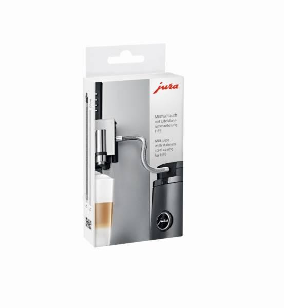 JURA Milchschlauch mit Edelstahlummantelung HP2