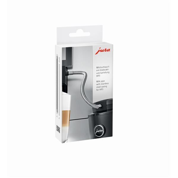 JURA Milchschlauch mit Edelstahlummantelung HP3