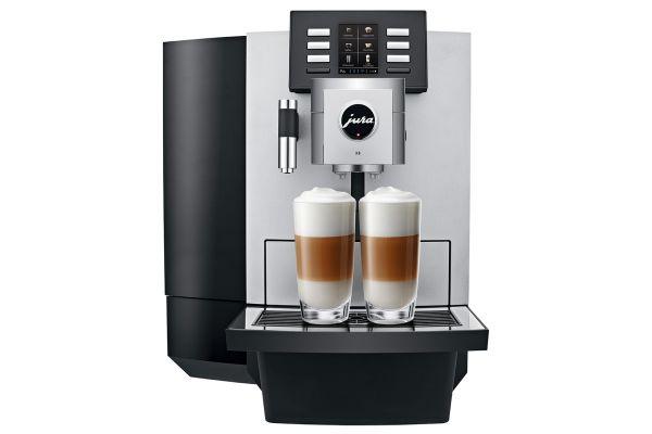 JURA X8 Vollautomat nebst leckerem Espresso in 36 Raten INKLUSIVE mtl. 10kg Espresso
