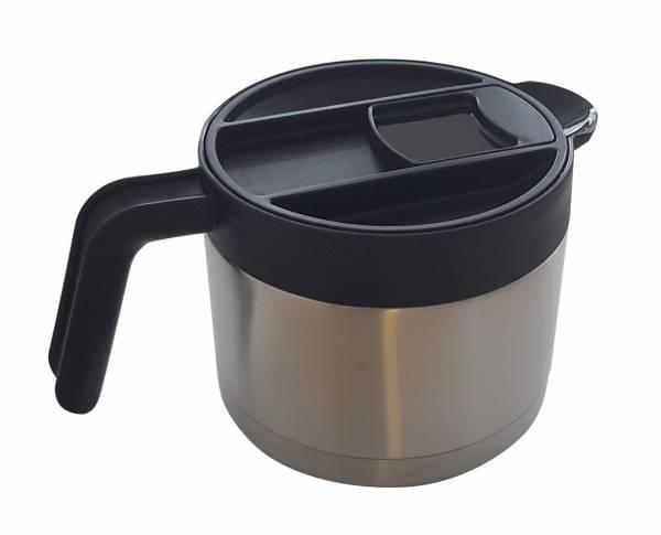 Isolierkanne Serviso für JURA Kaffeevollautomaten X-Linie und GIGA-Linie